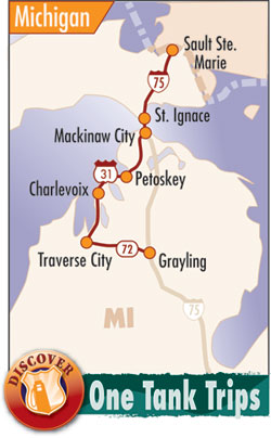 Cruise the Cherry Blossom Drive through Northern Michigan - Good Sam Camping Blog