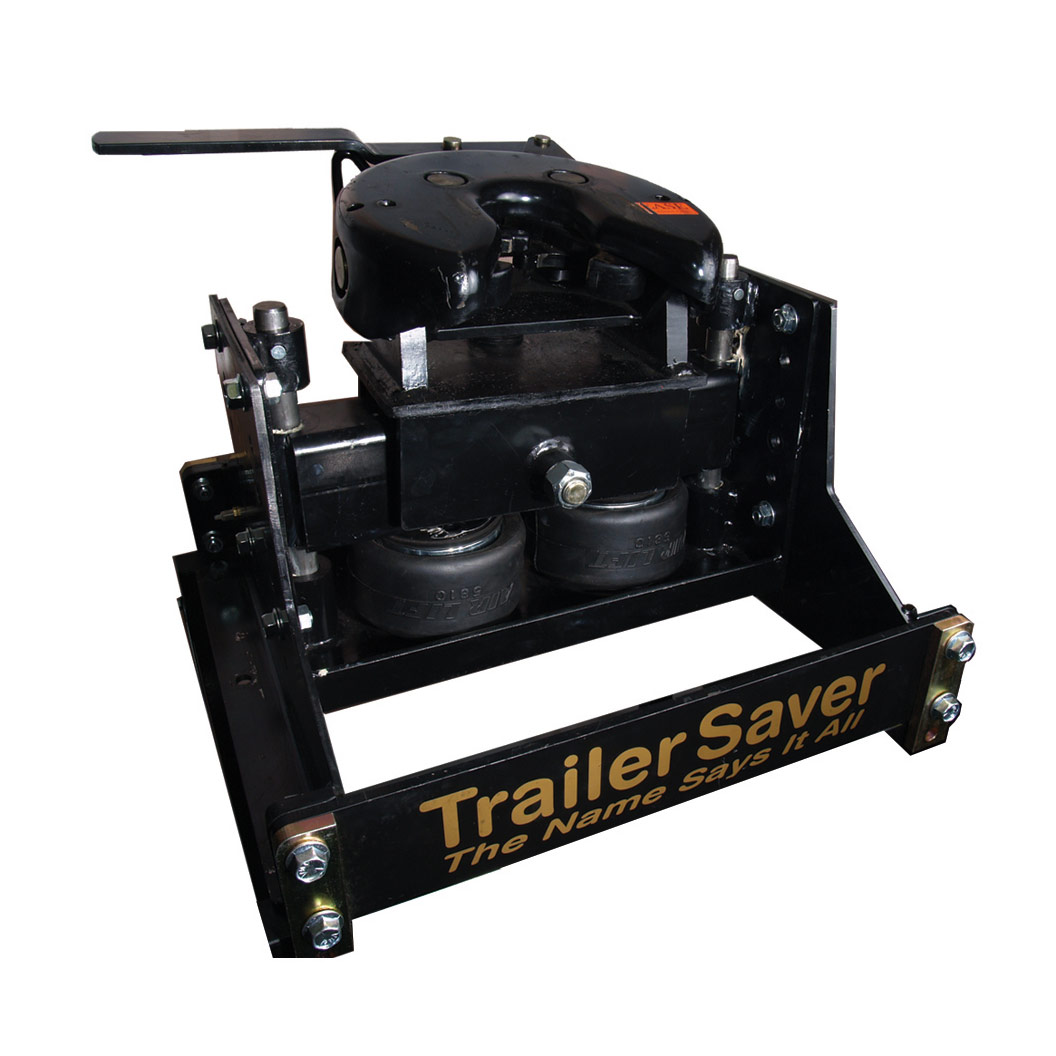 TrailerSaver Air-Ride 5th Wheel Hitch | Good Sam RV Travel Blog