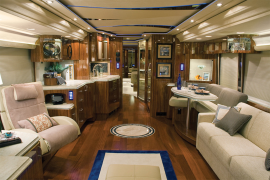 Are The Most Expensive Motor Homes Best