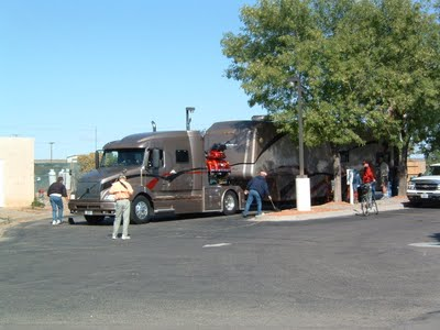 Big Rig - RV to beat all RVs