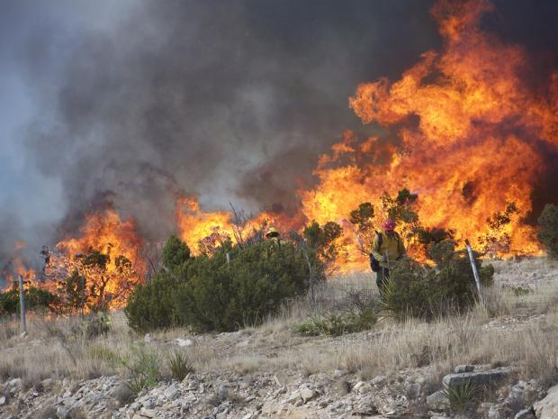Safety Precautions And Common Sense Can Prevent Wildfires