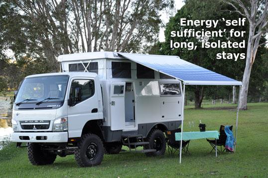 EarthCruiser: A boondocker's dream RV   Good Sam Camping Blog