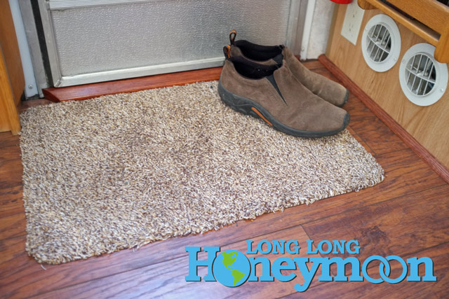 The Best DOOR MAT for RV Camping? - Good Sam Camping Blog