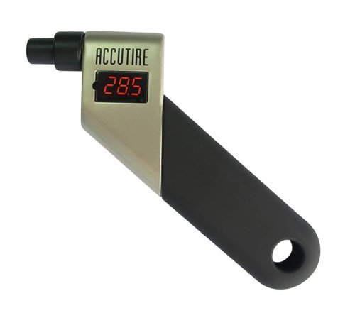 It's a simple reliable tire gauge. (Click the pic for more info.)