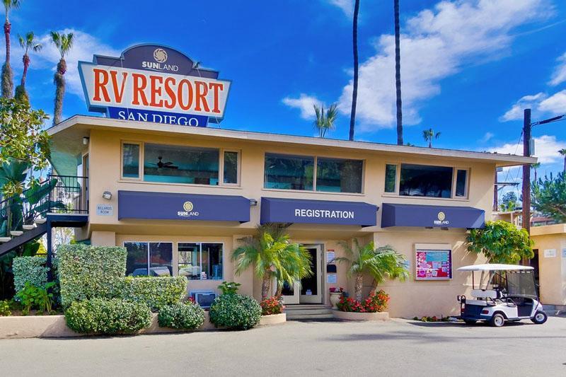 Chula Vista Rv Resort Special: Rv Sites In Chula Vista