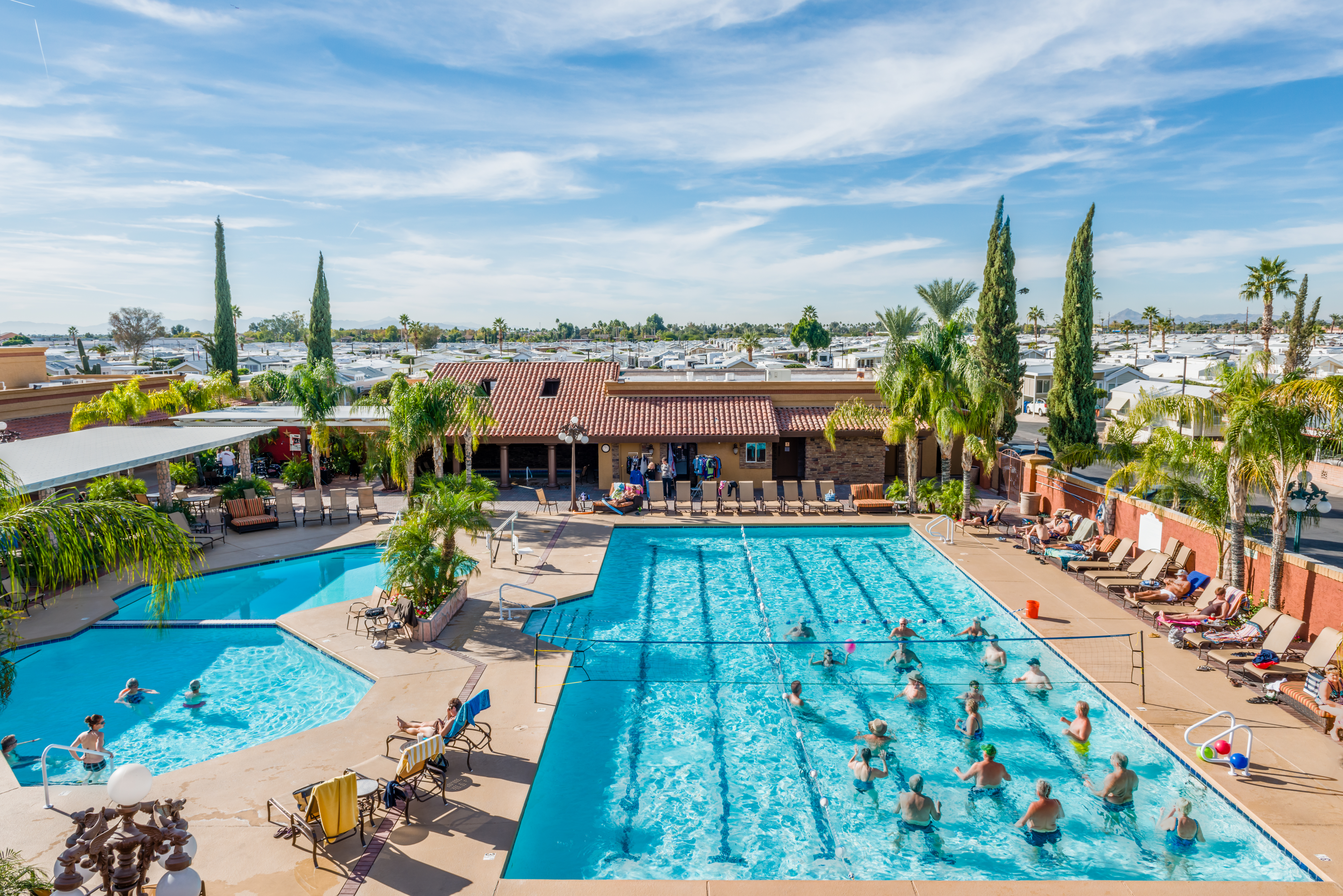 At Cal Am Resorts You Are Constantly Surrounded By Luxury Fun And New Friends Is The Leading Name In Arizona RV For Active Adult