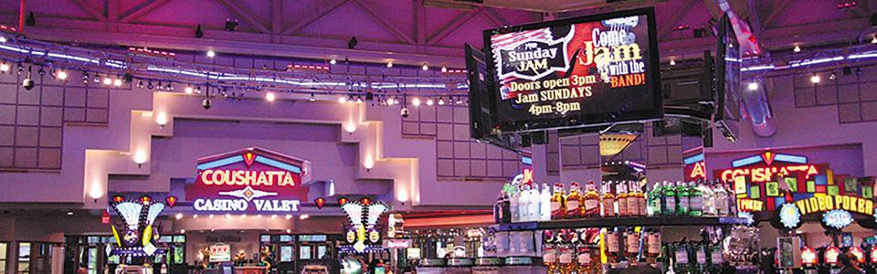Coushatta casino jobs in kinder la