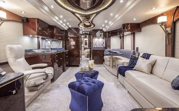 Millennium Luxury Coach