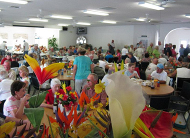 Floridian Snowbird Send Off End Of The Season Parties At Sun Rv