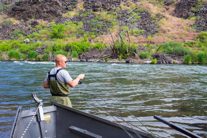 Camp Sherman Fly Fishing Heaven In Oregon Good Sam