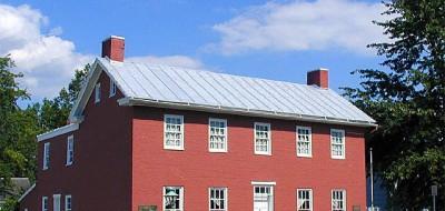 Levi Coffin House,