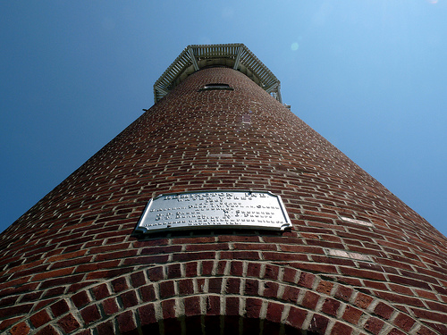 The Remington Water Tower was built in 1879.