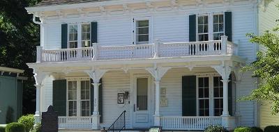 James Whitcomb Riley Boyhood Home and Museum
