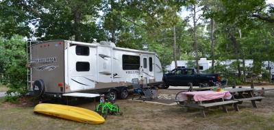Atlantic Oaks Campground Cape Cod