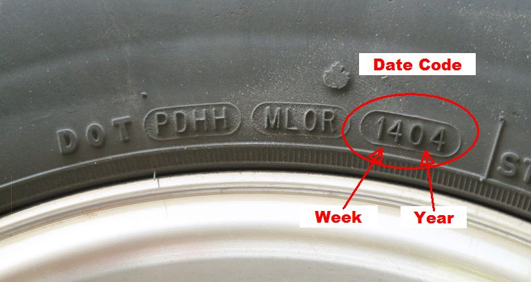 tire dating code