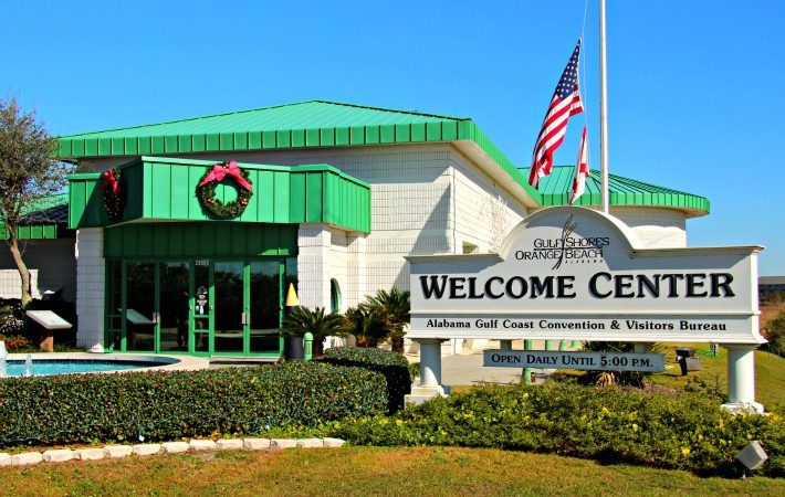 Alabama Gulf Coast Welcome Center © Rex Vogel, all rights reserved