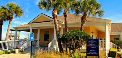 Jekyll Island (Georgia) Visitor Information Center © Rex Vogel, all rights reserved