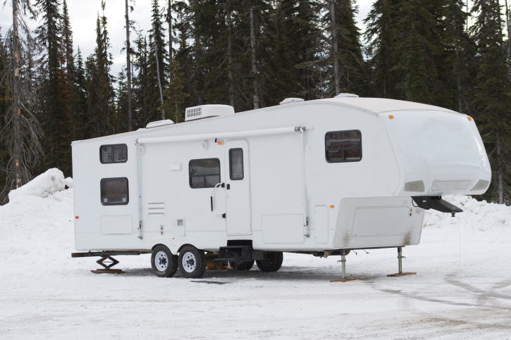 Winterizing Your RV   Good Sam Camping Blog