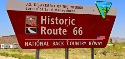 Route 66. The Will Rogers Highway. Mother Road. Main Street of America. The quintessential American Road Trip. © Rex Vogel, all rights reserved