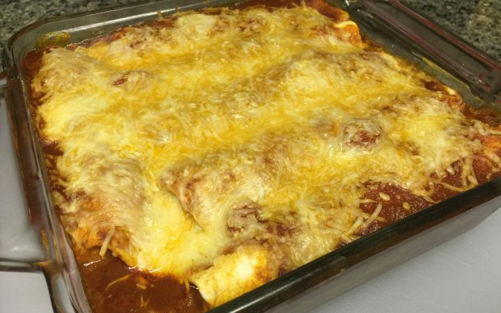 Chicken Enchilada2