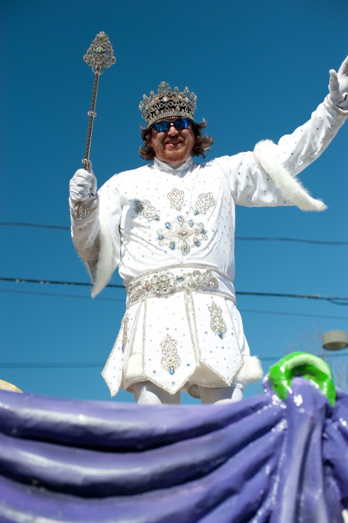 Houma Mardi Gras