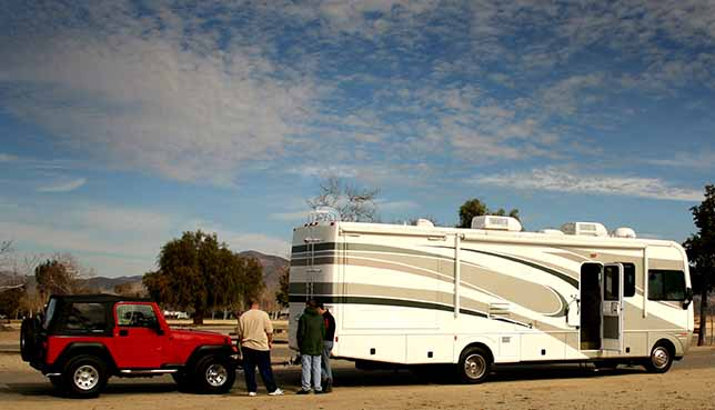 Importance Of Pre Trip Rv Walkaround Camping Travel Blog