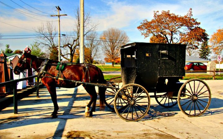 Along the Amish Heritage Trail © Rex Vogel, all rights reserved