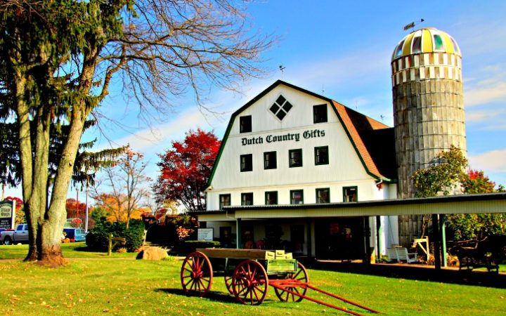 Das Dutchman Essenhaus in Middlebury © Rex Vogel, all rights reserved