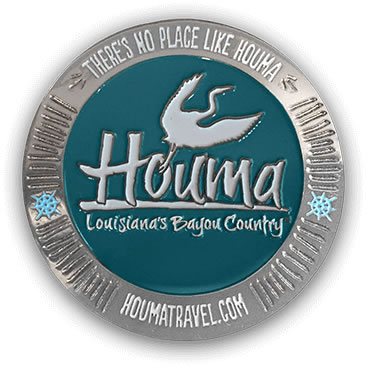 Geo Coin - Geocaching in Houma, La