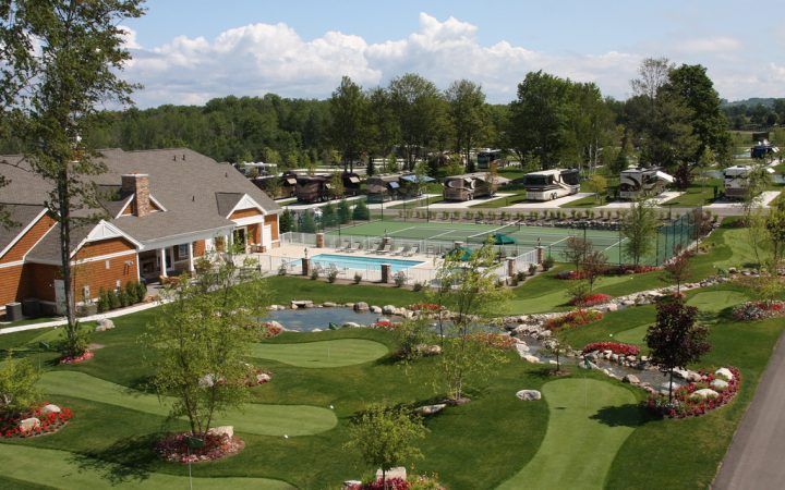 Petoskey Motorcoach Resort