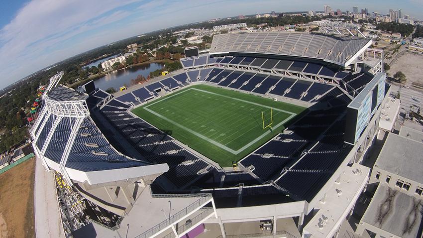 Camping World Stadium Kicks Off In Orlando Good Sam