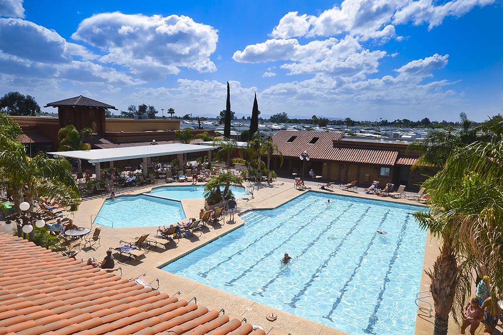 Mesa Regal Rv Resort Shines In Mesa Arizona Good Sam