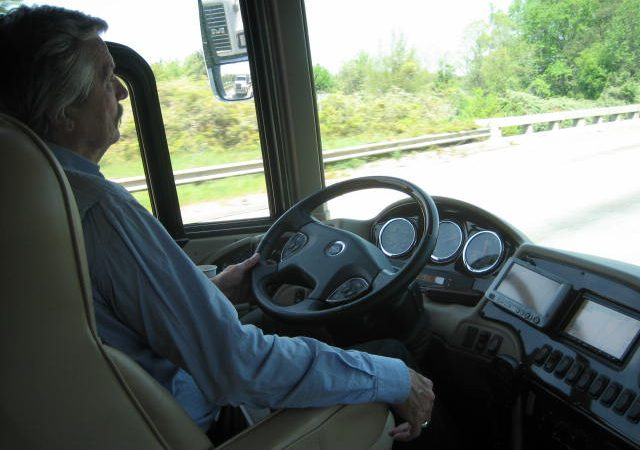 Smart RV Driving