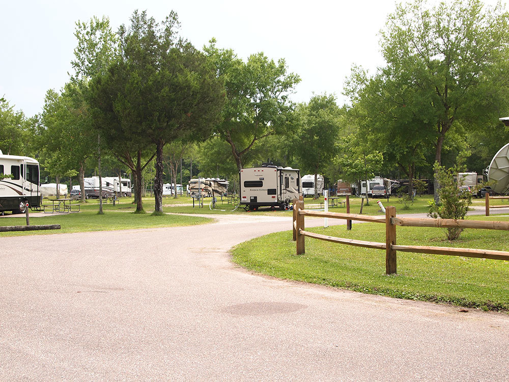 Stagecoach Rv Park On The Doorstep Of St Augustine