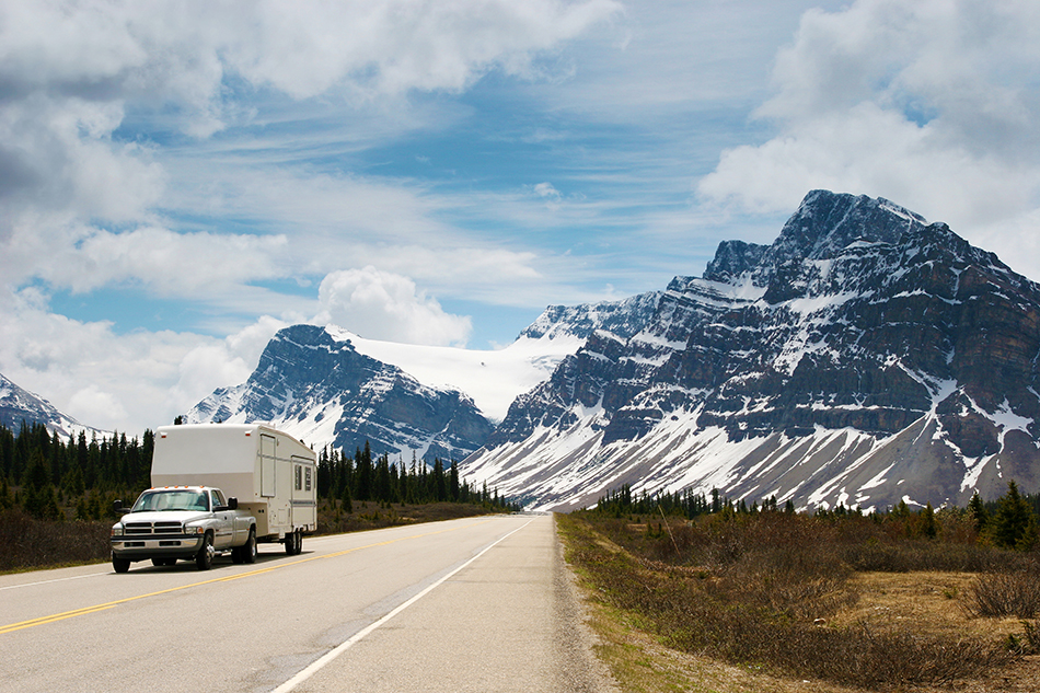 RV canada travel checklist
