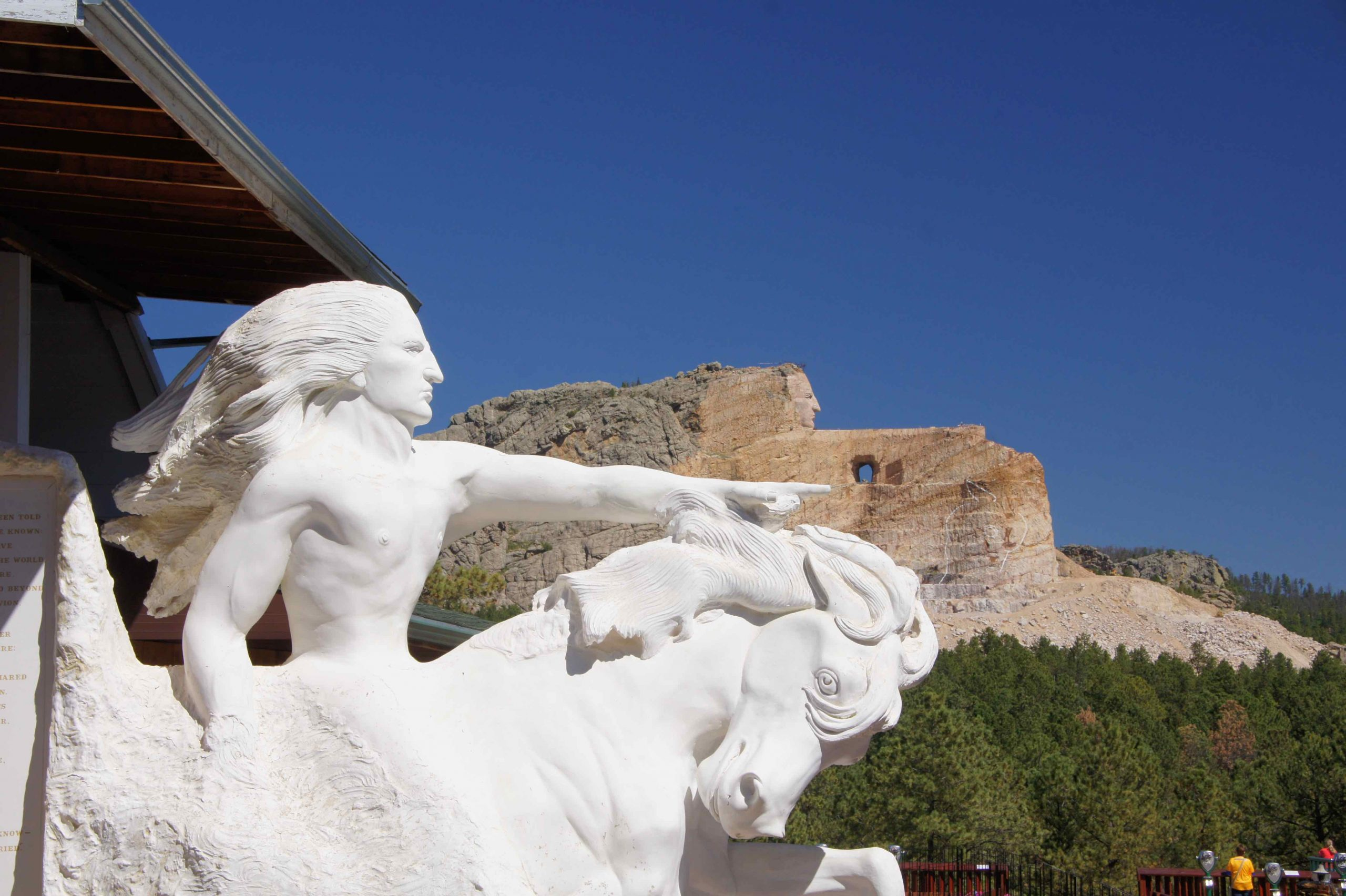 south dakota's crazy horse