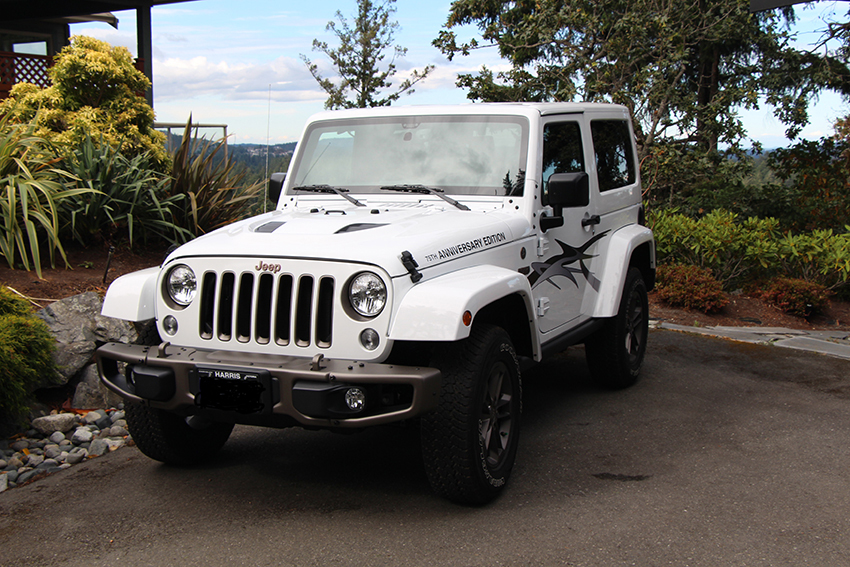 reviewing the jeep wrangler toad good sam camping blog rh blog goodsam com Jeep Cherokee Stereo Wiring Jeep Ignition Wiring