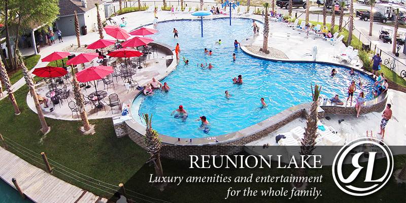 Reunion Lake RV Resort
