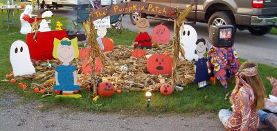 Halloween Spooktacular at Harbortown RV Resort