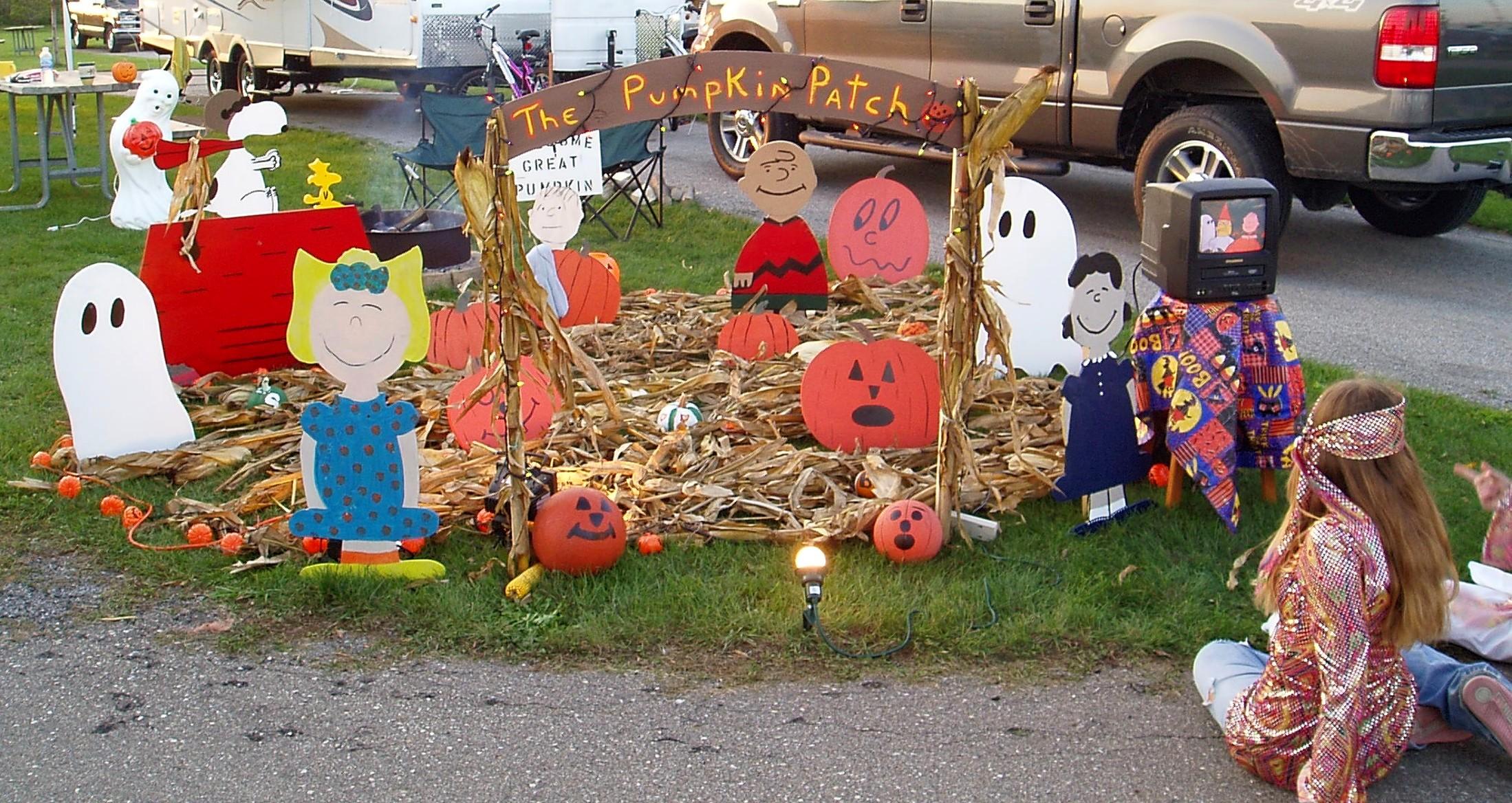 Halloween Spooktacular at Harbortown RV Resort