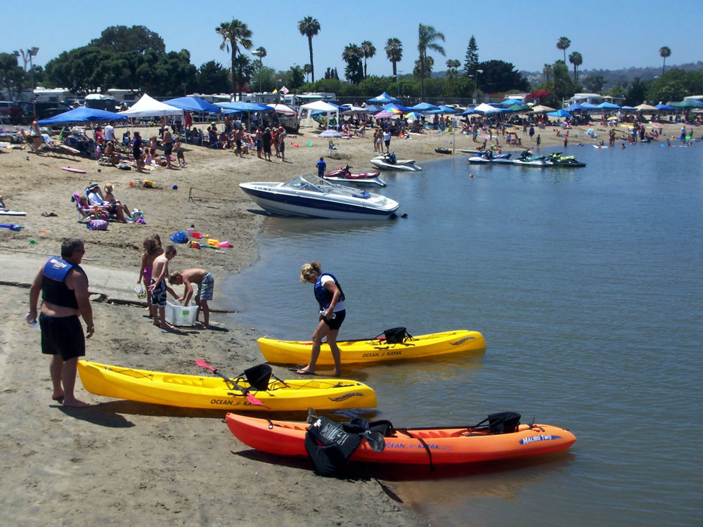 Set Sail On San Diego S Beautiful Mission Bay Rv Resort