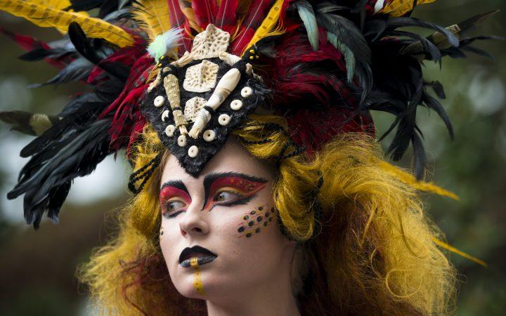 The Rougarou Queen of Rougarou Fest