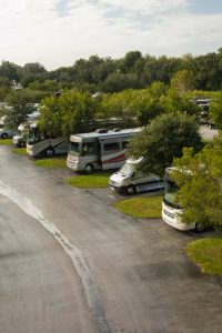 Beat the winter blues at Lazydays RV Resort, Tampa, FL