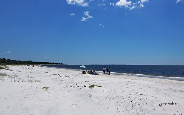 Carrabelle Beach RV Resort in Florida