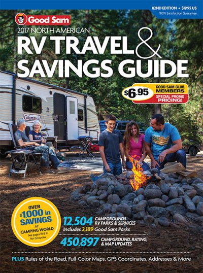 2017 Good Sam RV Travel & Savings Guide