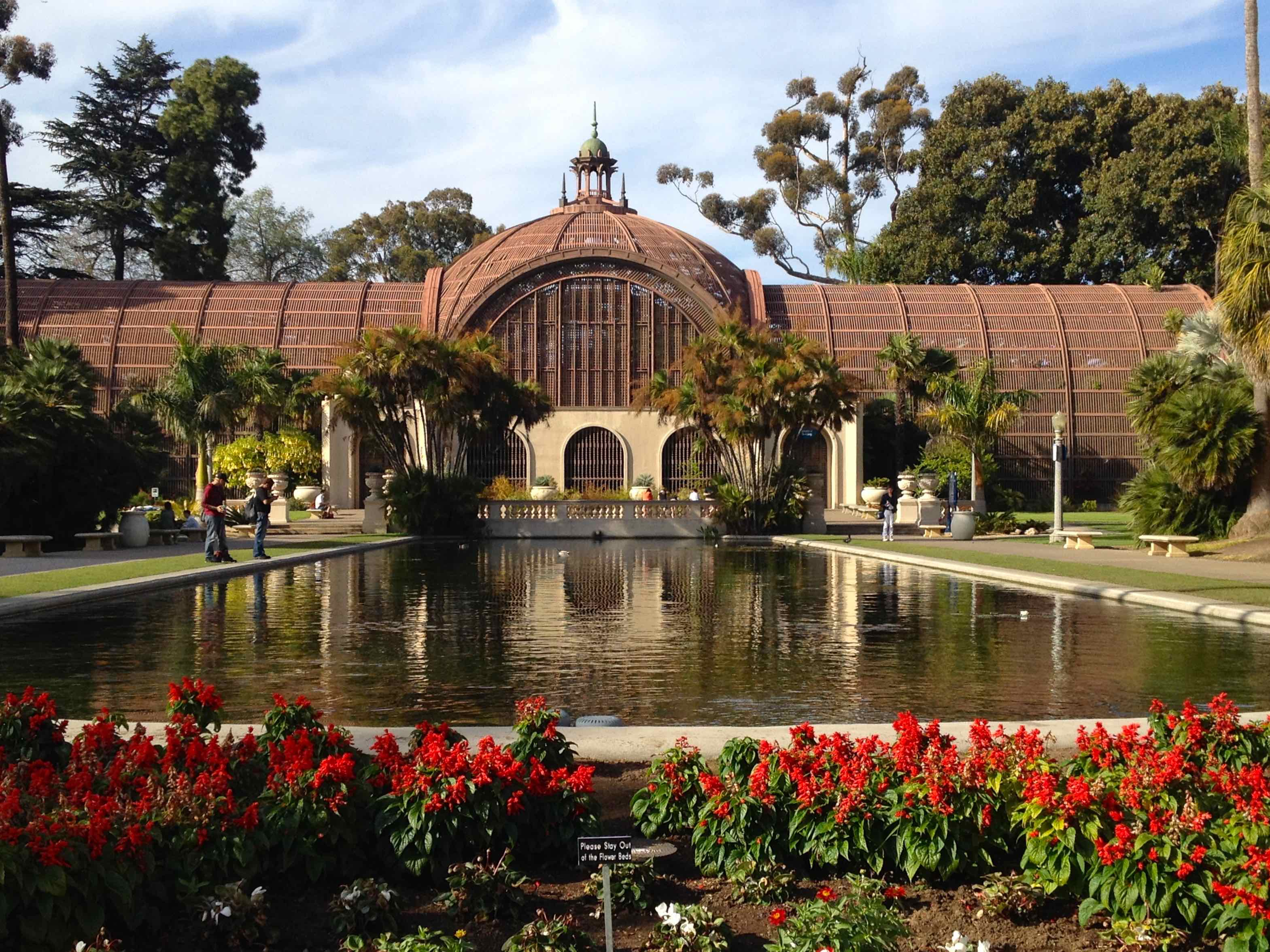 "Balboa Park in San Diego, California, is a ""must-do"" destination"