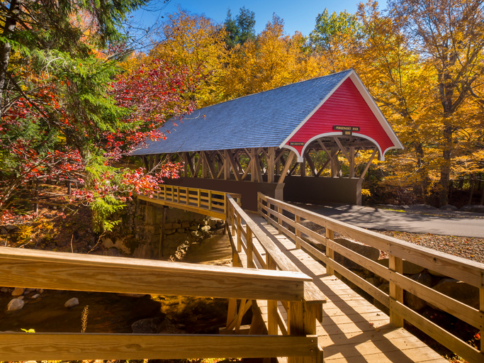 Rv Park New England Adventures November 2017