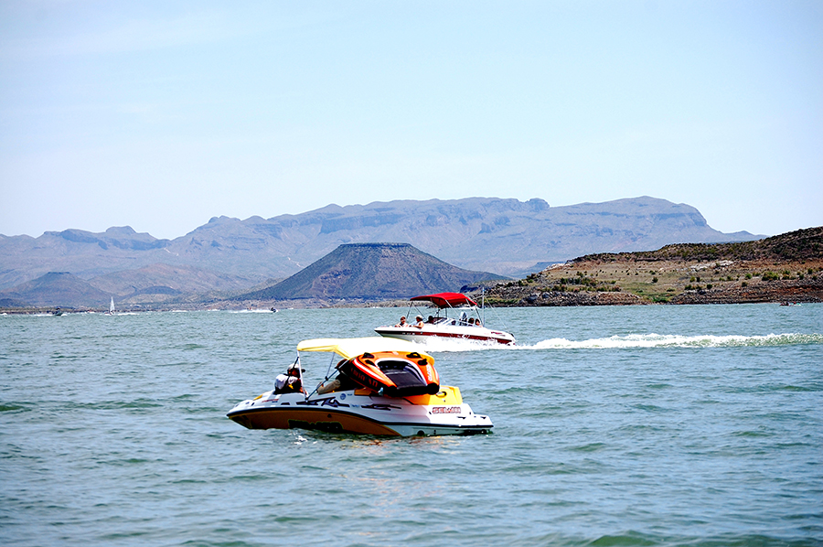 New Mexico adventure greets visitors to Elephant Butte