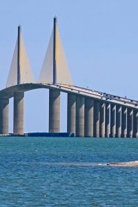 FL Sunshine Skyway Bridge