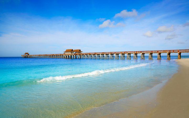 Gulf Coast road trip - Naples Pier